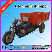 tricycle dumper, 2015 new arrival tricycle dumper, tricycle dumper with open body