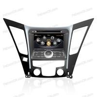 In-dash car DVD player +GPS system+car radio+TV+Bluetooth for Hyundai Sonata