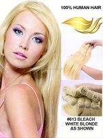 2014 hot sale 6A Grade 100 human hair weave brands