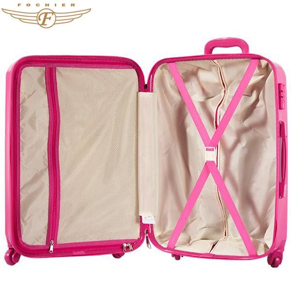 Woman Trolley Luggage Bag Suitcase Set