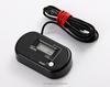 Digital Waterproof LCD Inductive Motorcycle Hour Meter Maintenance Reminders Counter Meter