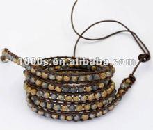 2012 Nice Leather bracelet