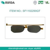 clip on active 3d glasses lcd shutter