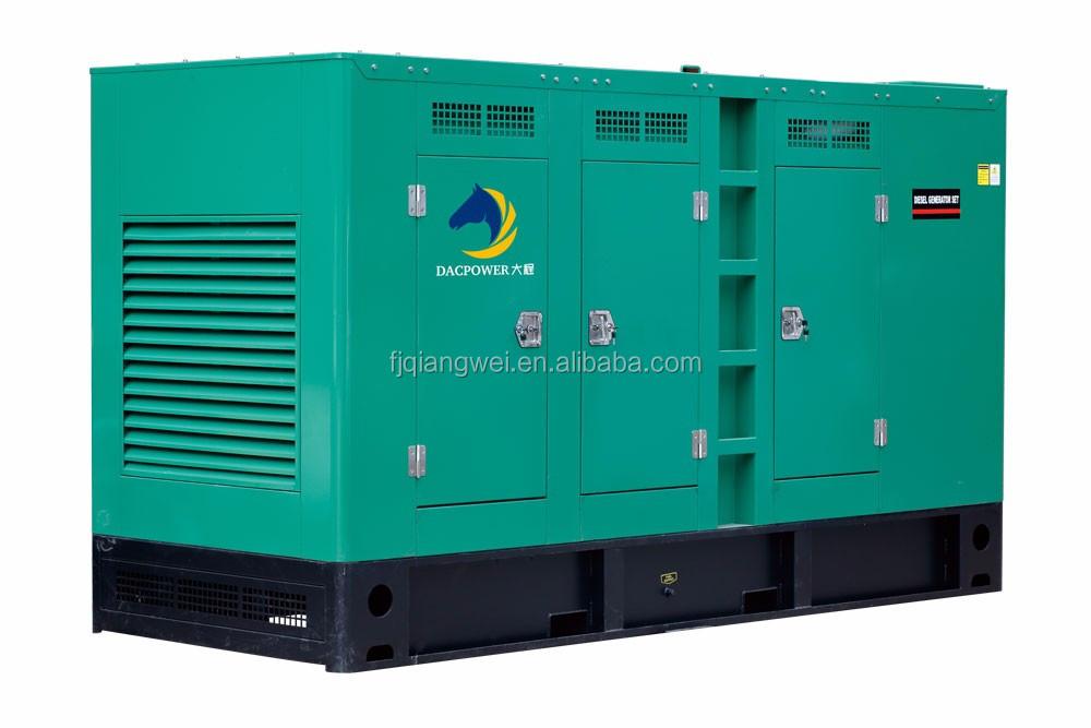 Электрический контроль AVR 3 фазы 1000kva дизель-генератор