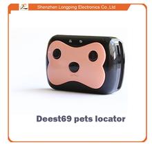 2015 hot selling pet gps coordinates locator chips