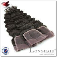 10% Human Hair Cheap Human Hair Lace Closure