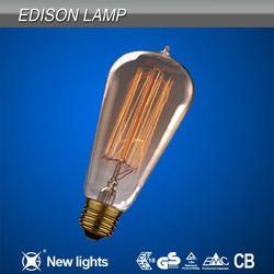 vintage design st58 e27 40w edison bulb