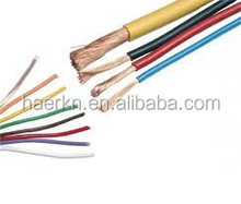 UL high voltage lead cable wire silicone/teflon/PVC/PE insulation electric wire UL3239