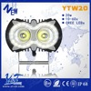 the cheapest and latest 2000lm work lights for truck motorcycle led lamp atv part light