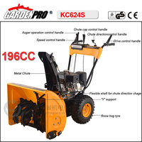 snow blower 6.5hp, KC624S