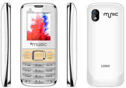 Low Price 1.8inch Spreadtrum 6531 GPRS Dual Sim GSM 850/900/1800/1900 MHz F2+ Mobile Phone