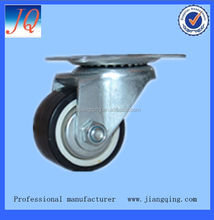 50mm black nylon caster and wheels wholesale