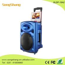 New model waterproof bluetooth wireless speaker , theater speaker system with DVD , USB , SD , FM
