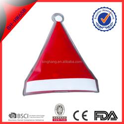 reusable Christmas Hat heat pad click hot pack gel warmer
