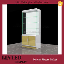 Finely golf club display stand