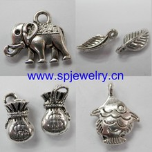 pendant heart charms, many shapes avaliable, wholesale jewelry finding