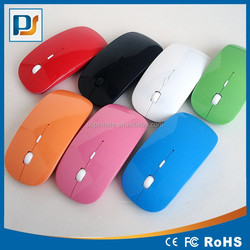 Ultra slim usb 2.4G Wireless Mouse