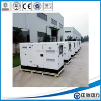 380/220v output 12kva silent diesel generator with Perkins 403A-15G