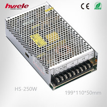 HS-250W switching transformer from China power supply led driver with CE ROHS KC
