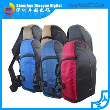 Dslr Camera Bag Wholesale Promotional Manufacturer shoulder camera backpack bag for men