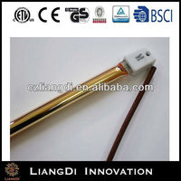infrared quartz heater replacement lamp,Ruby red heat tube