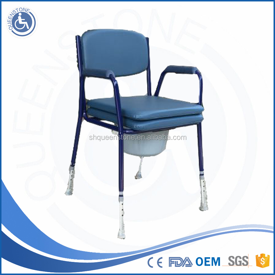 Handicapped Rehab Shower mode Chair Medial mode