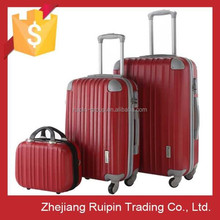 ABS Spinner Travel Luggage and Bags Case