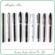 2015 Engraving metal body ballpoint pens for gift