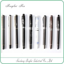 Engraving metal body ballpoint pens for gift