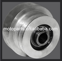 Heavy duty motorcycle 25.4mm bore size centrifugal clutch pulley