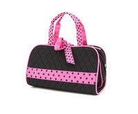 hot selling portable cosmetic bag, three set combination, makeup case