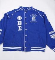 Durable Custom Embroidery Winter Jacket