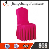 Wedding Christmas Heated Chair Cover JC-YT80