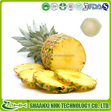 GMP Manufacturer Pineapple Extract Bromelain Enzyme