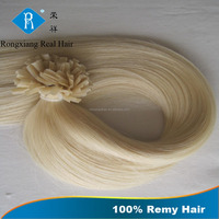 Premium Quality Double Drawn 100% Human Remy u tip hair extensions