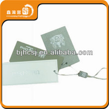 high quality custom wholesale paper price tag
