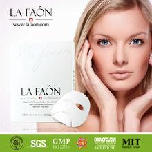 2015 Hot Anti Wrinkle Hydrating Anti Aging Whitening Facial Mask