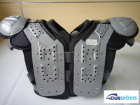 Hoursports Shoulder Pad Adult Protective Gear Football Shoulder Pads for protection