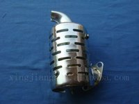 CIXI 165F Engine Parts Silencer Muffler