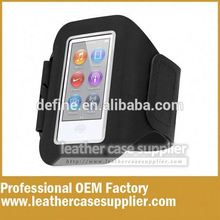 factory OEM waterproof armband case for ipod itouch
