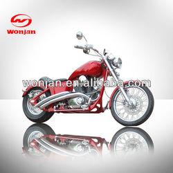 250cc v-twin engine two cylinders 250cc gas chopper (HBM250V)