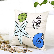 100% Polyester Factory Price Decorative New Design Cushion Cover
