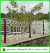 anping Hongshan triangular bending wire mesh made in China