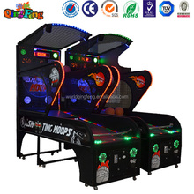 NA-QF058 Cheap price adult play game machine hoops basketball indoor street basketball game shooting game machine for adult