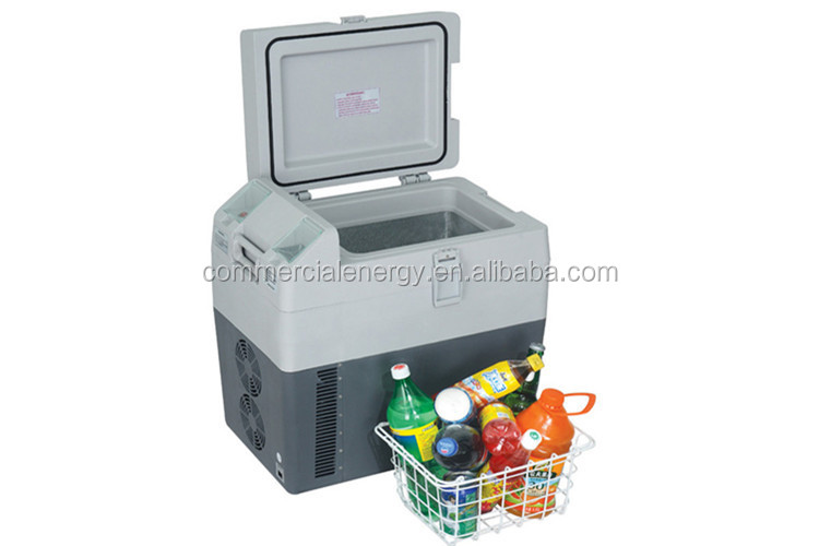 solar powered deep freezer mini car freezer 12v car fridge