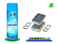 Mould release film plastic / Parting agent Silicone spray B-17