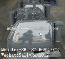 Jining zhongbang sd22 shantui bulldozer partes 23y-04b-01000 del tanque de combustible