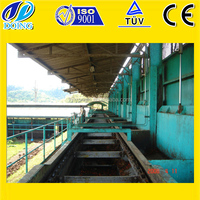 Cotton/castor/flax oil extraction machinery