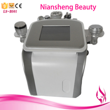Promotion portable 7 in 1 ultrasonic cavitation radio frequency machine for weight loss