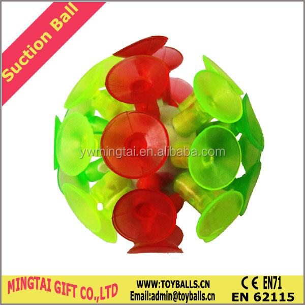 Plastic suction ball catch ball game buy plastic suction ball sticky